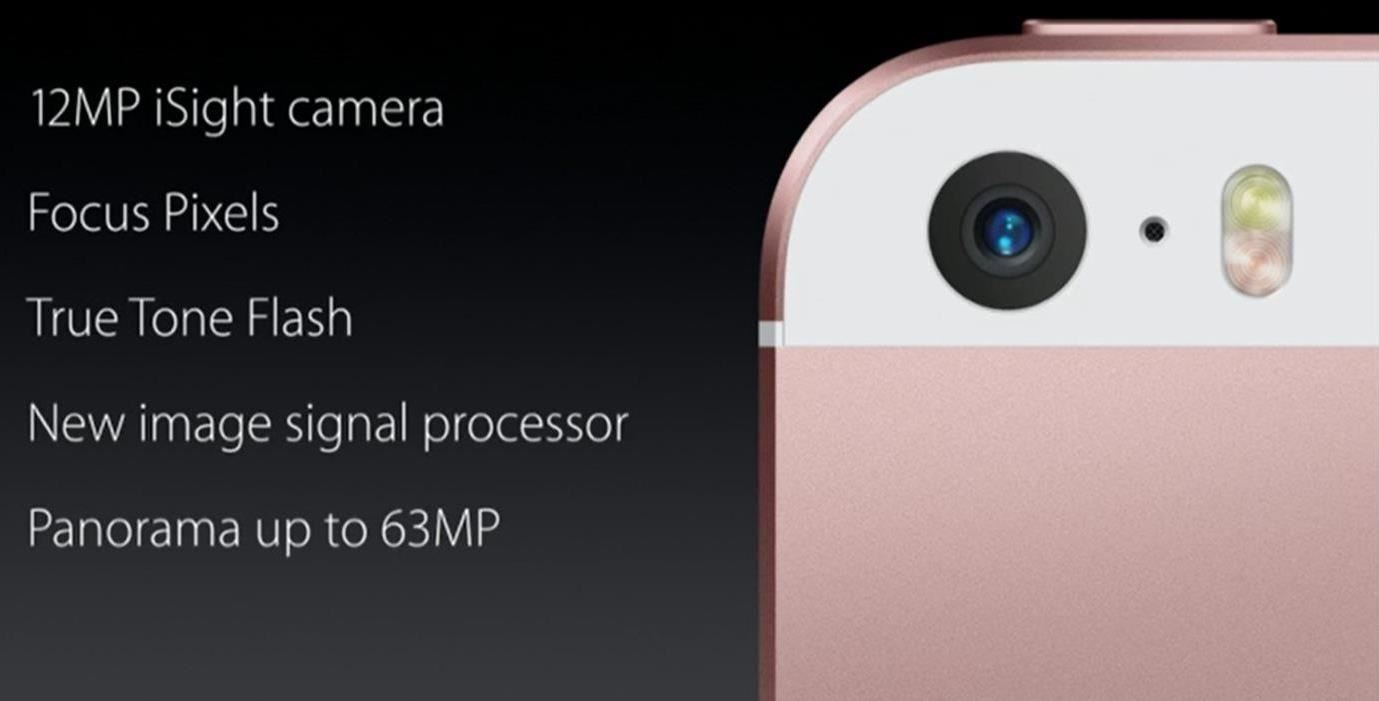 Return of the 4-Inch iPhone: Apple Announces iPhone SE