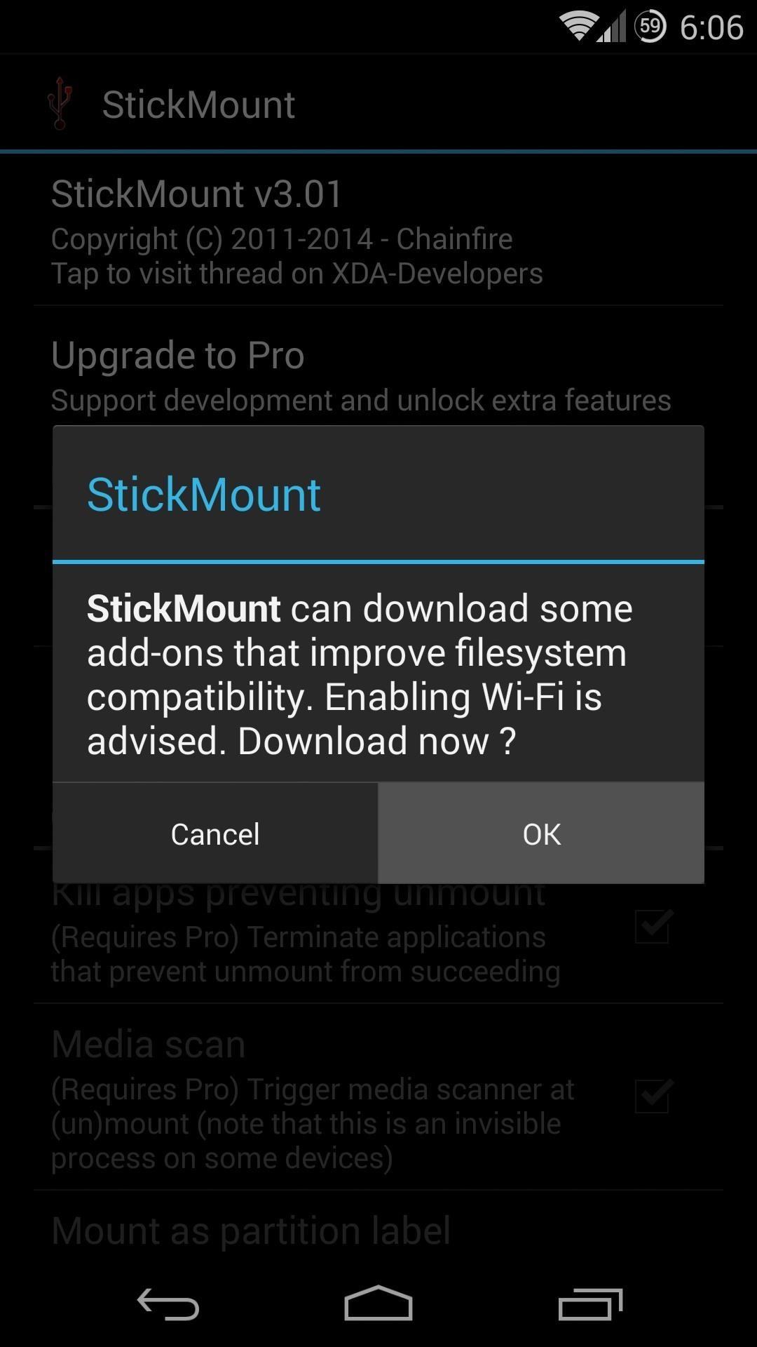 How to Get Extra Storage Space on Your Nexus 5 with USB On-The-Go