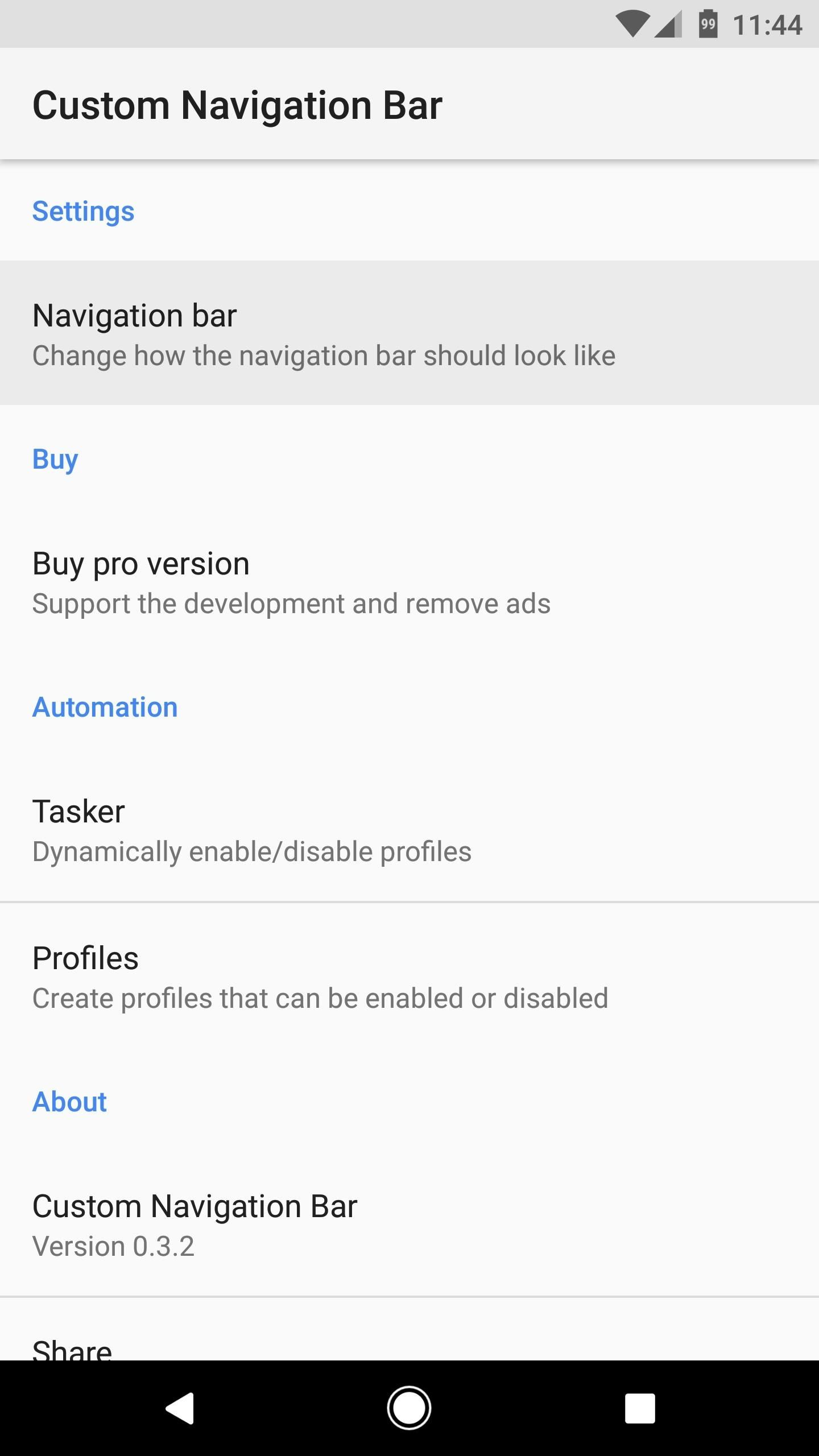 Customize Your Navigation Bar on Android Nougat — No Root Needed