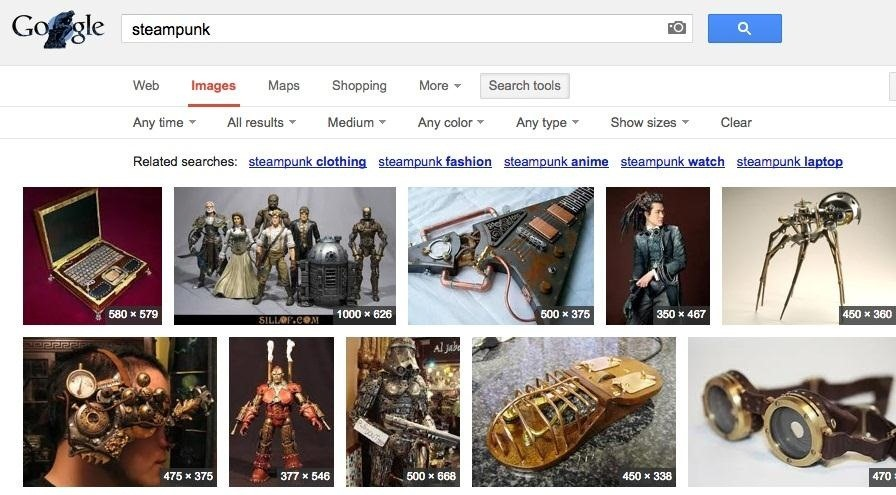 How to Find Photos by Exact Dimensions and 'Larger Than' Sizes in the New Google Image Search