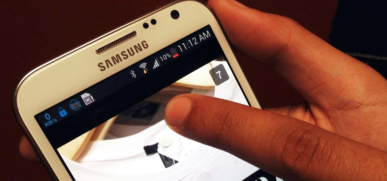 Automatically Save Snapchats onto Your Samsung Galaxy Note 2