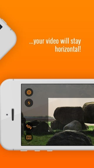 No More Crappy Vertical Videos: This App Auto-Levels Your iPhone Vids Horizontally