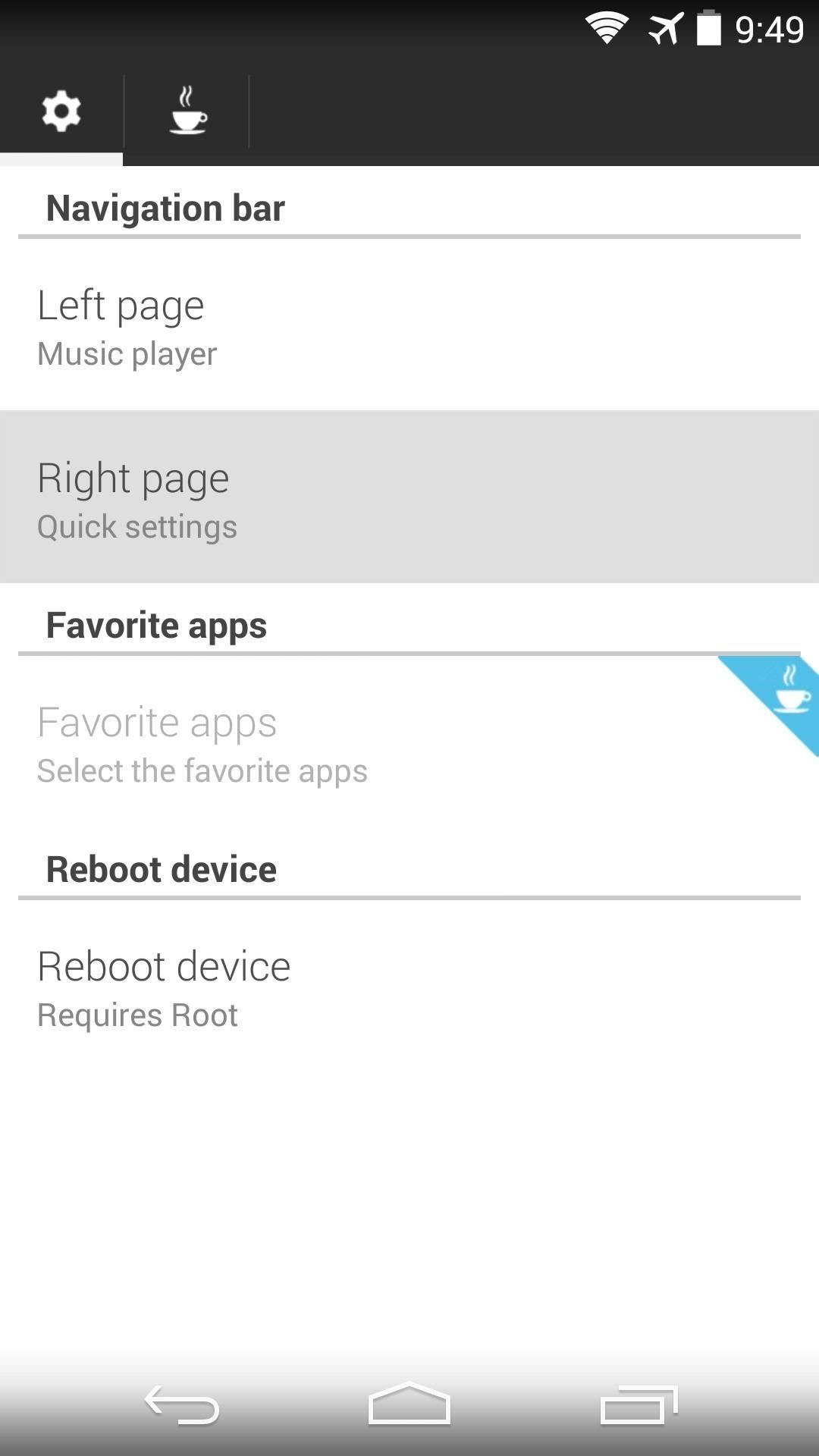 How to Add Extra Buttons to the Navigation Bar on Your Nexus 5