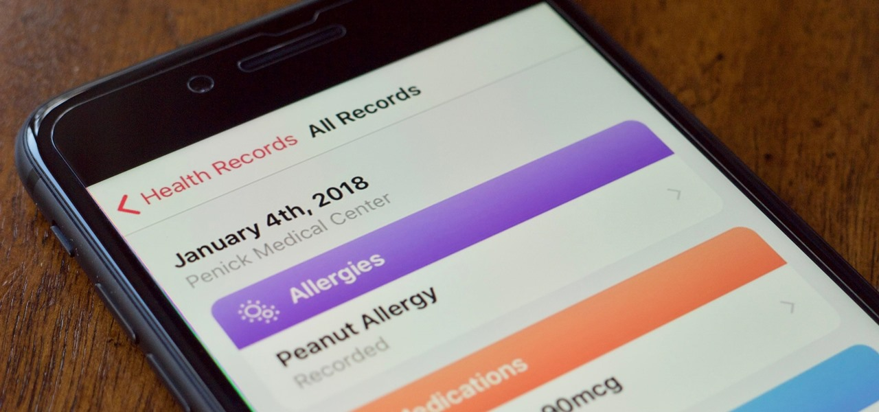 Import Your Health Records onto Your iPhone