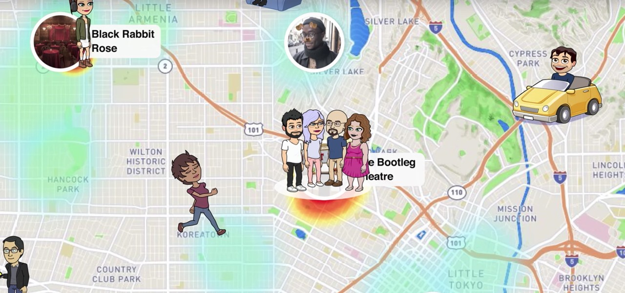 Snapchat 101: How to Turn On Ghost Mode for Snap Map to Keep Your