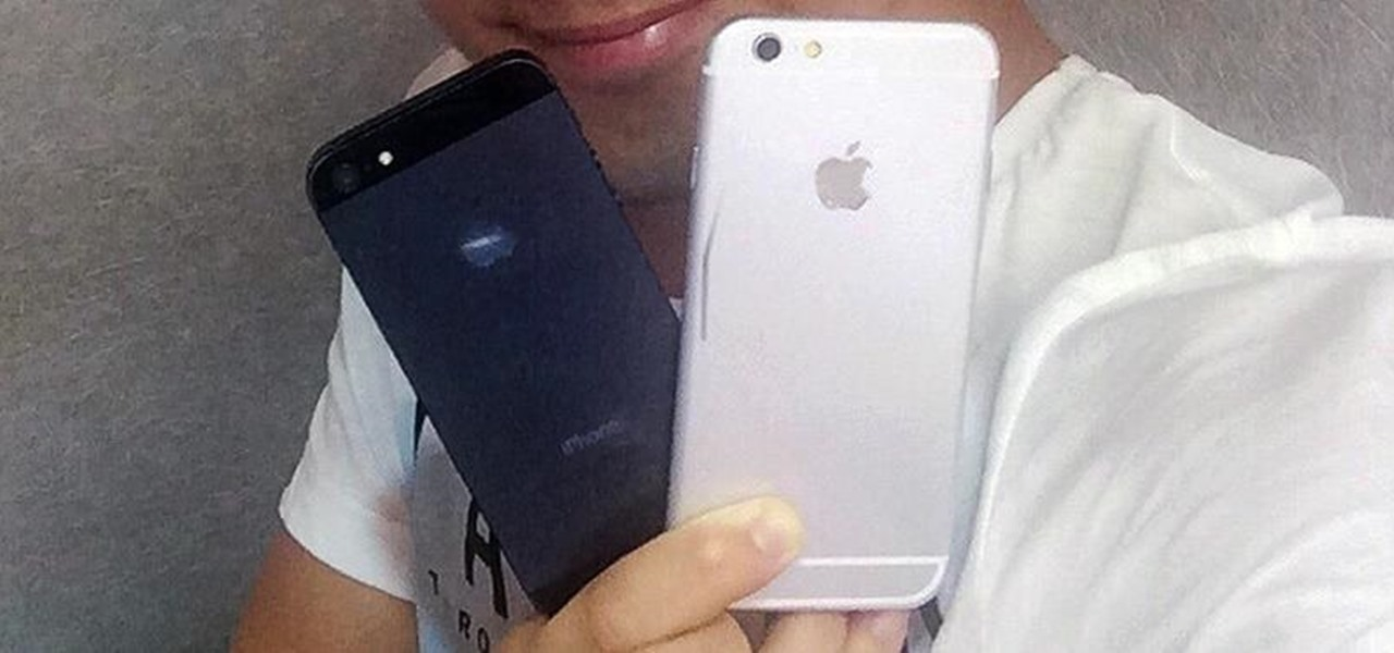 iPhone 6 Spotted Again, & It's Bigger & Badder Than the 5S