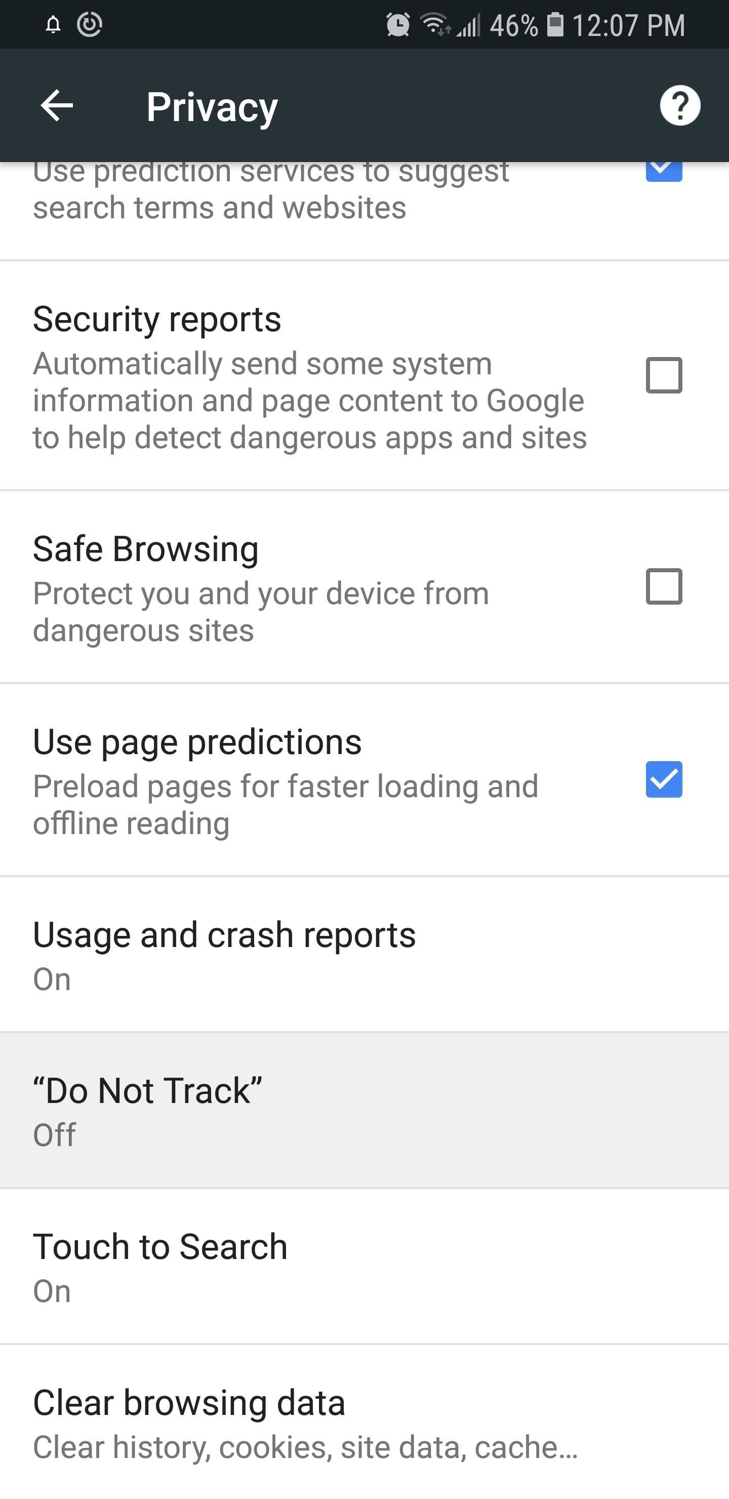 Chrome 101: How to Set Your Privacy & Choose Which Data to Share with Google