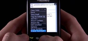 Switch between SureType and multi-tap input methods on a BlackBerry smartphone