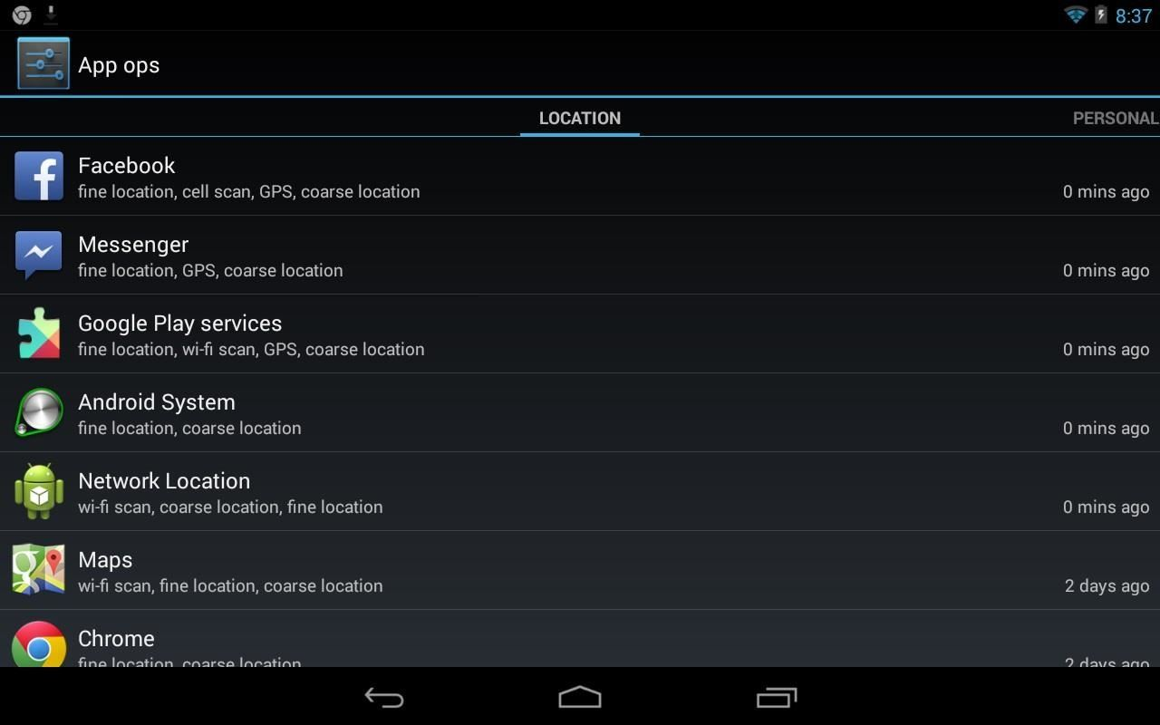 How to Lock Down & Prevent Android Apps from Exposing Your Privacy on a Nexus 7 Tablet (Jelly Bean 4.3)