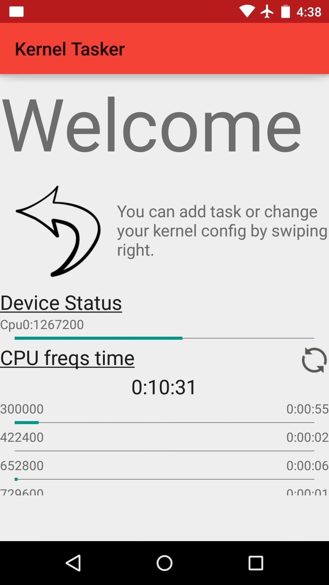 How to Automatically Overclock Your Android When You Open Certain Apps