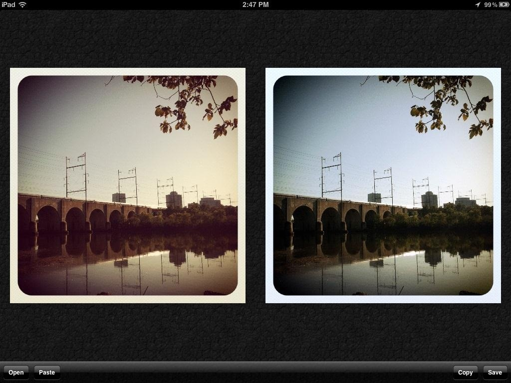 How to Undo Instagram's Photo Filter Magic with Normalize for iPhone