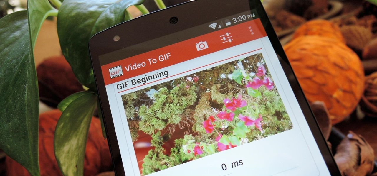 Turn Your Videos into Animated GIFs on the Nexus 5 with No Quality Restrictions