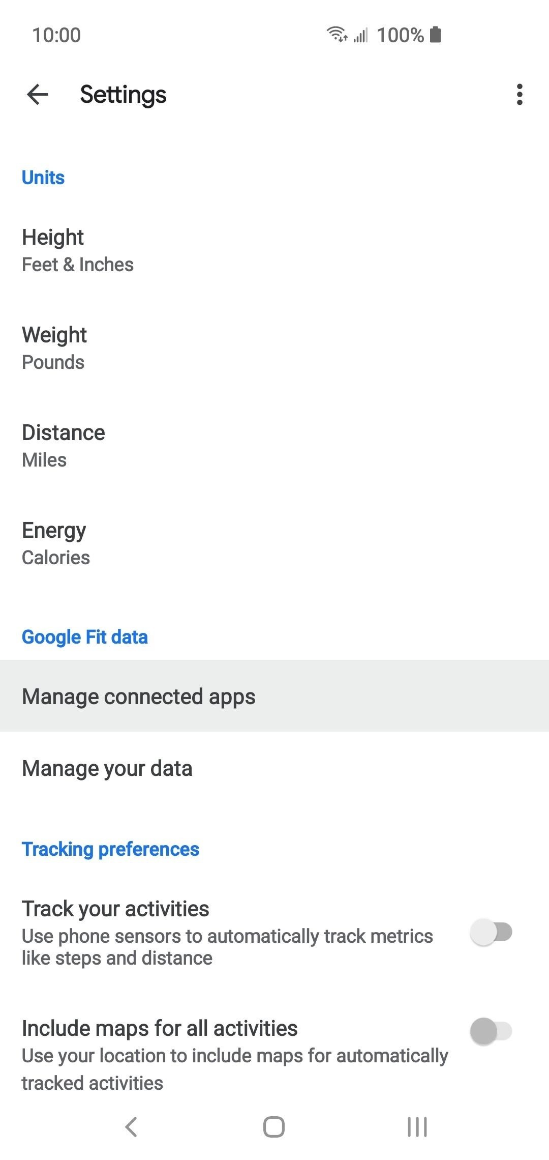 How to Check Which Apps Have Access to Your Google Fit Data