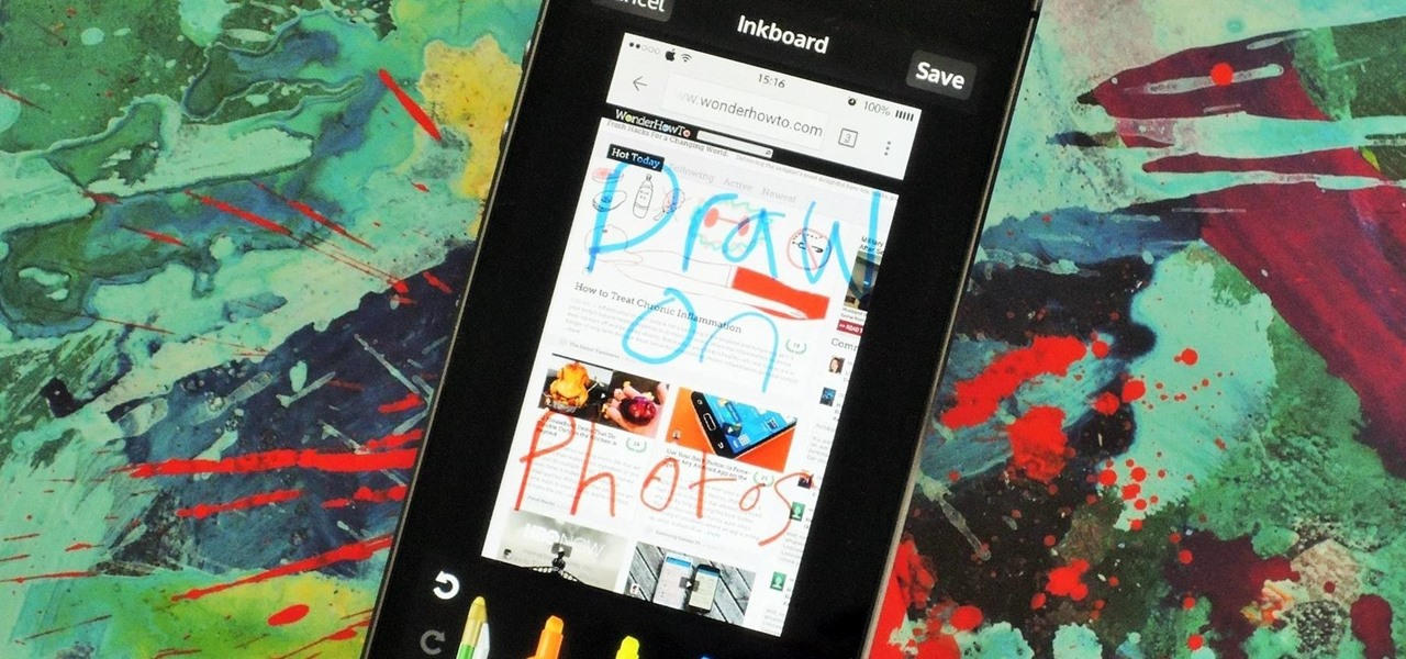Quickly Add Notes or Drawings to Photos on Your iPhone
