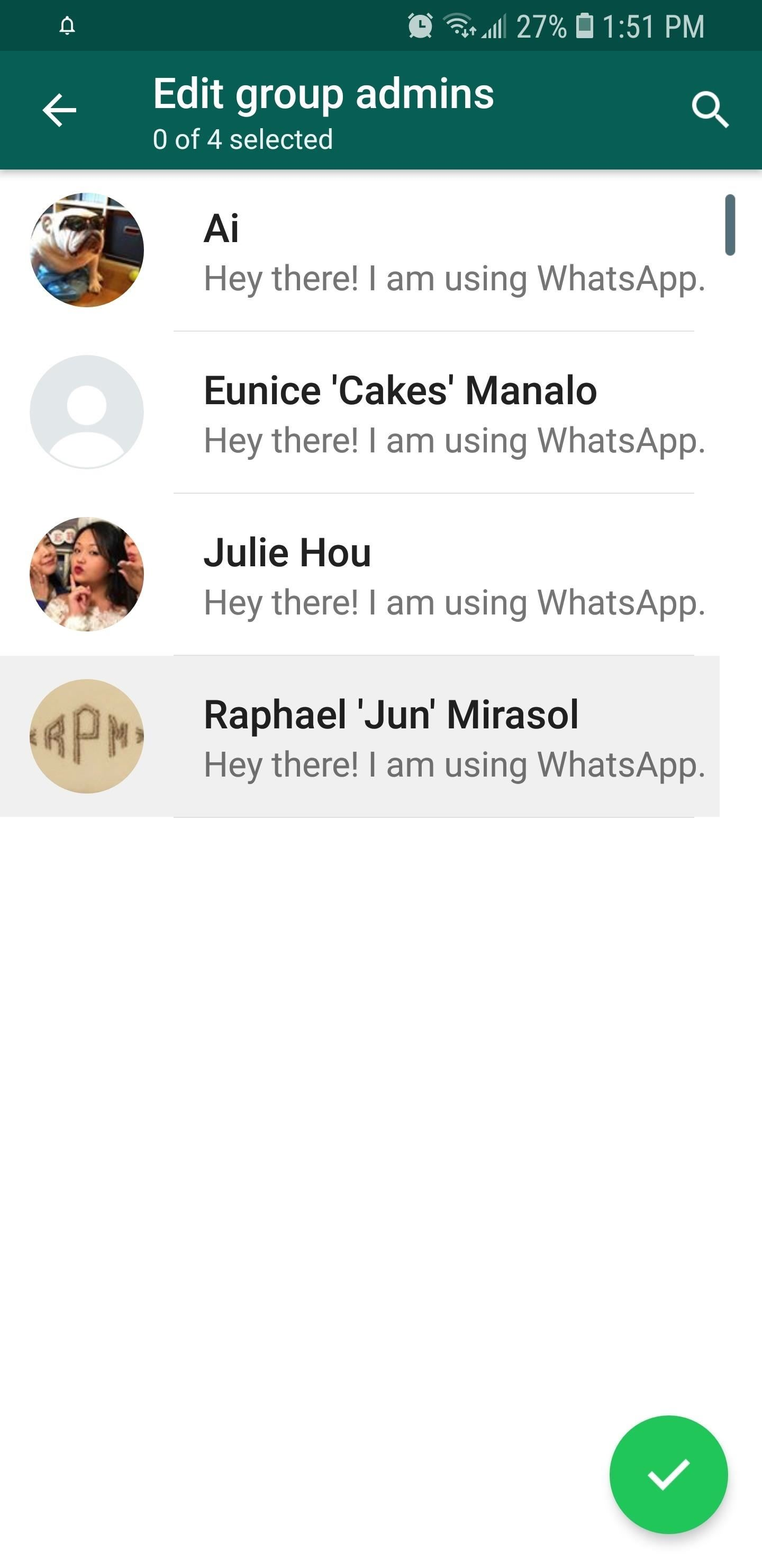 WhatsApp 101: How to Add Descriptions & Grant Admin Privileges to Group Chats