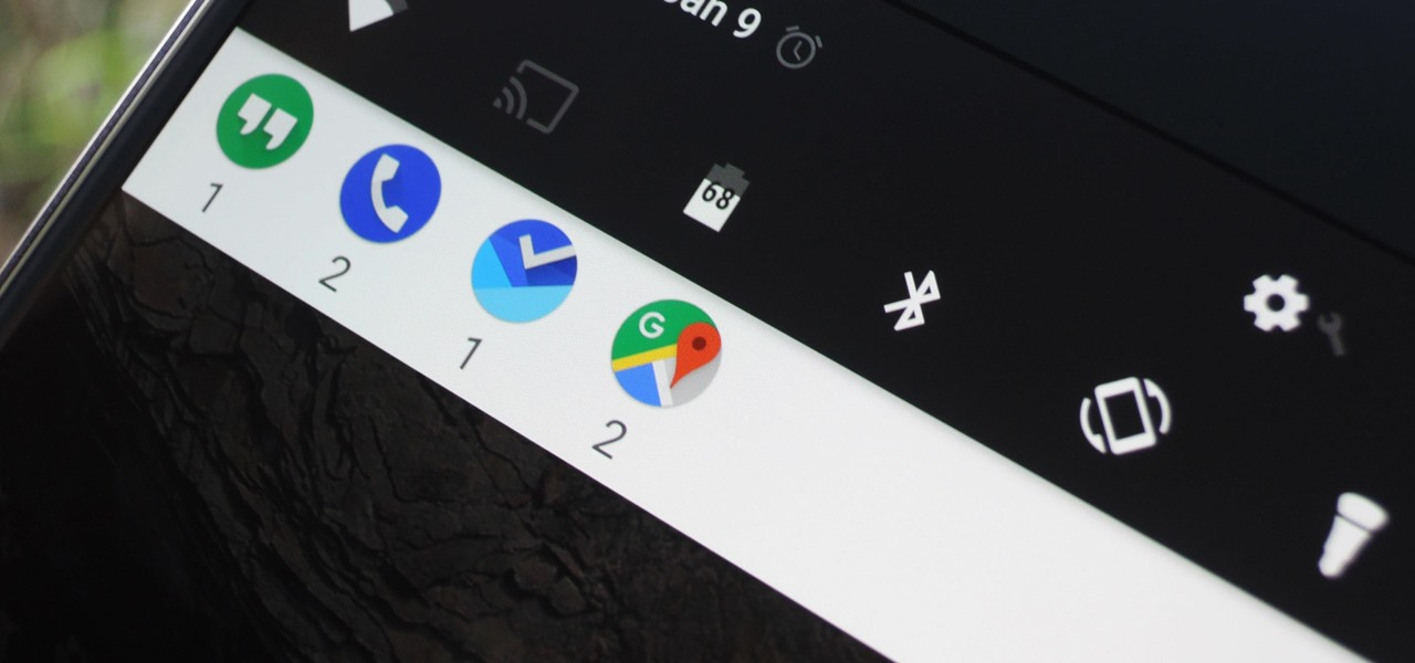 Keep Android's Notification Tray Clean & Clear with a Centralized Hub