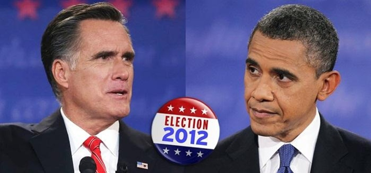 Watch Replays of the 2012 Presidential Debates Online