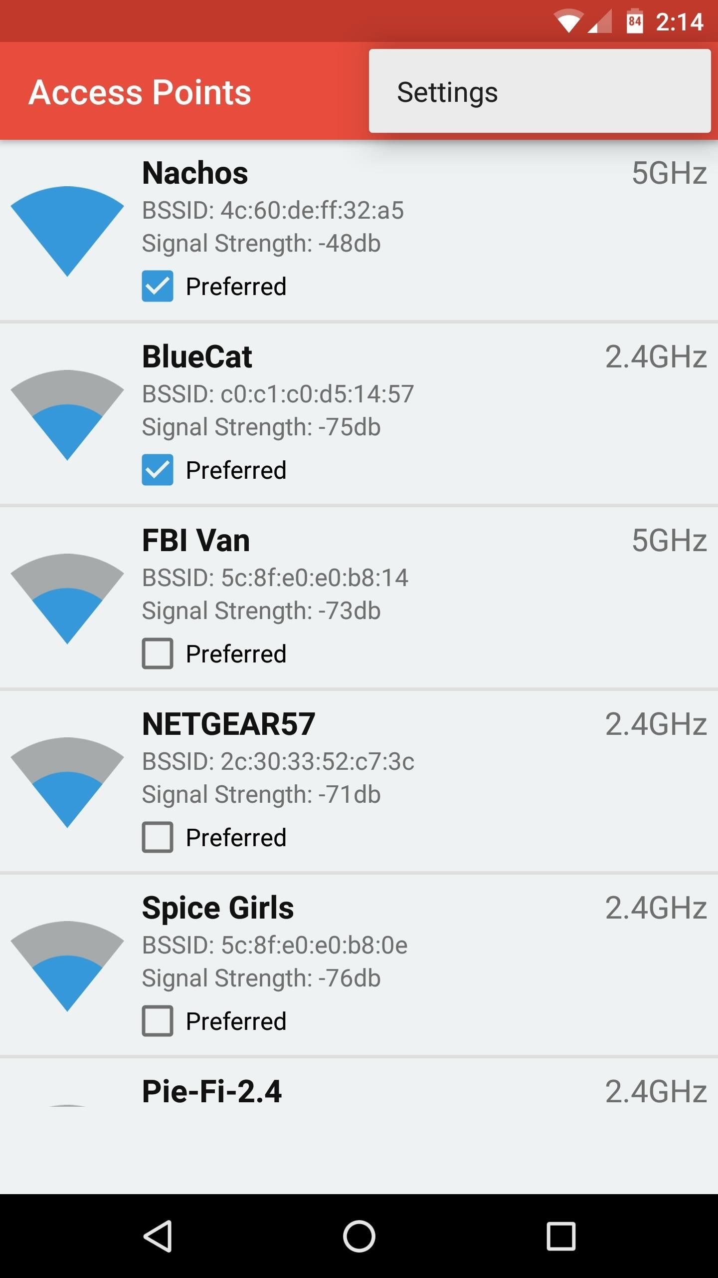 Make Your Android Automatically Switch To The Strongest Wifi Network Android Gadget Hacks