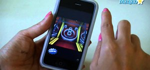 Play Skee-ball on the Apple iPhone 4 or iPod Touch