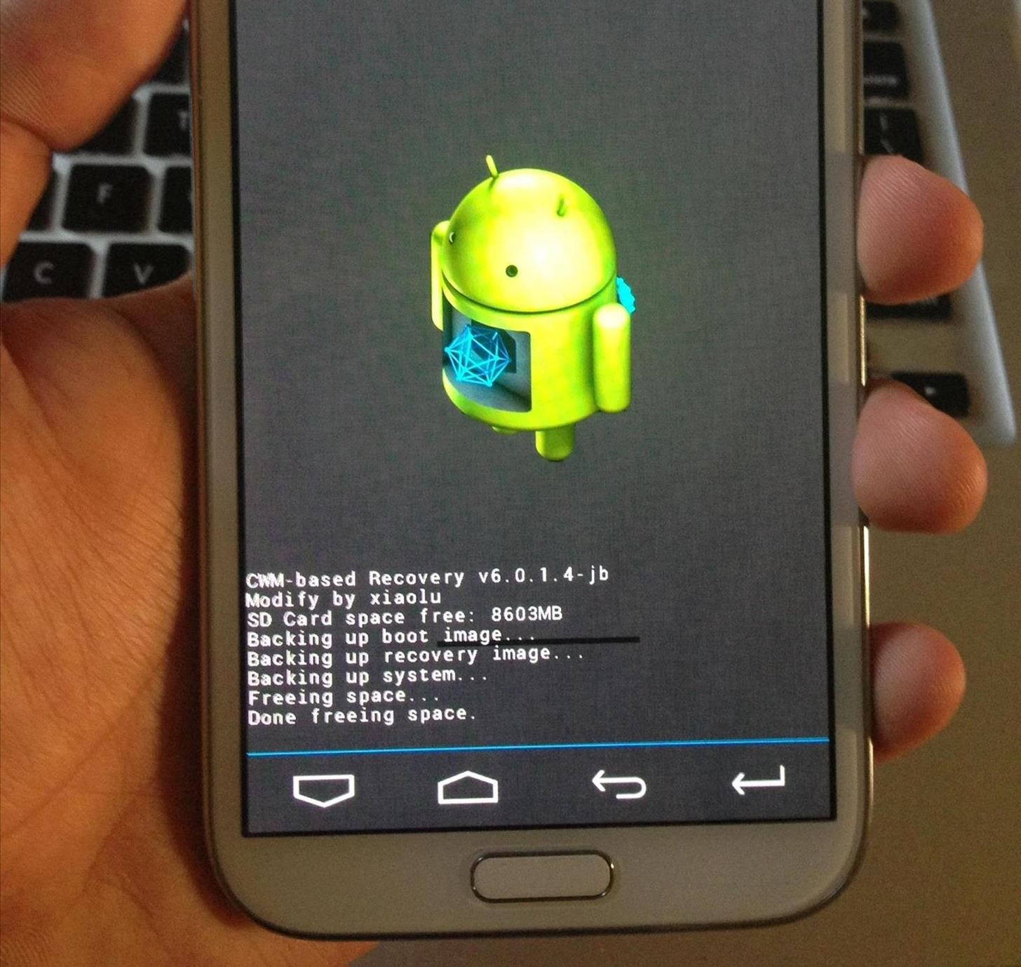 How to Flash a Custom ROM onto Your Samsung Galaxy Note 2 and Enhance Your Android Experience