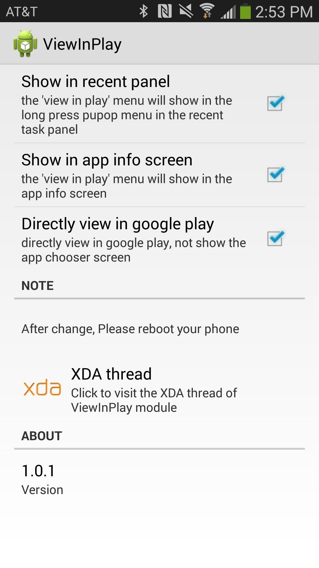 How to View Google Play Pages for Installed Apps Faster on Your Samsung Galaxy Note 3