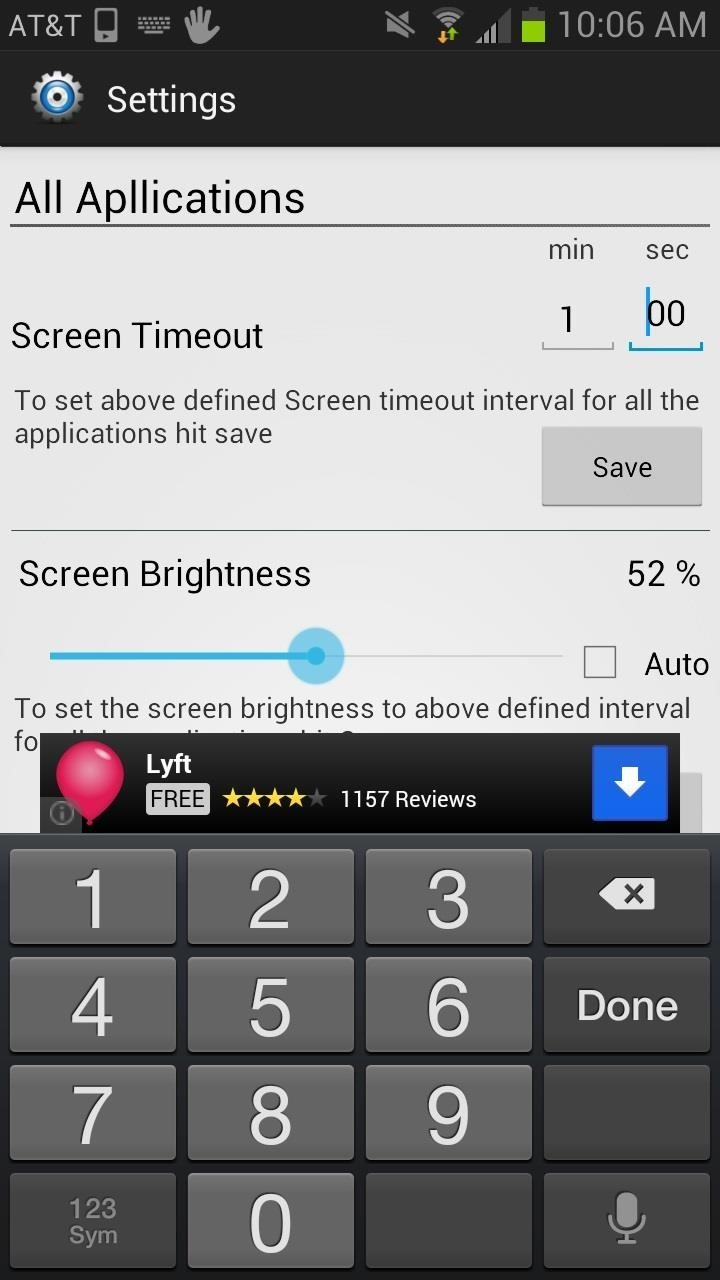 How to Customize Brightness Settings for Apps Individually on Your Samsung Galaxy S3 to Improve Battery Life