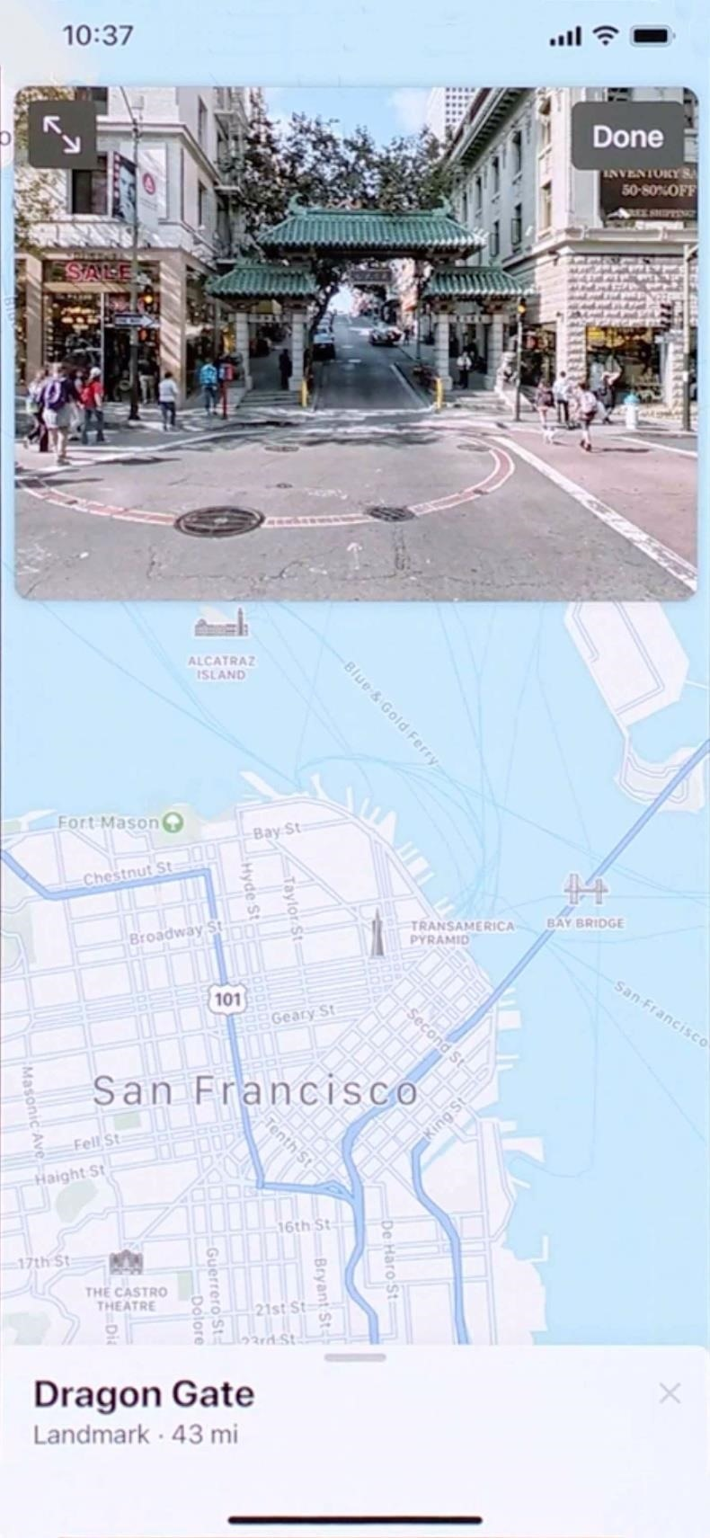 12 Features & Changes for Apple Maps in iOS 13