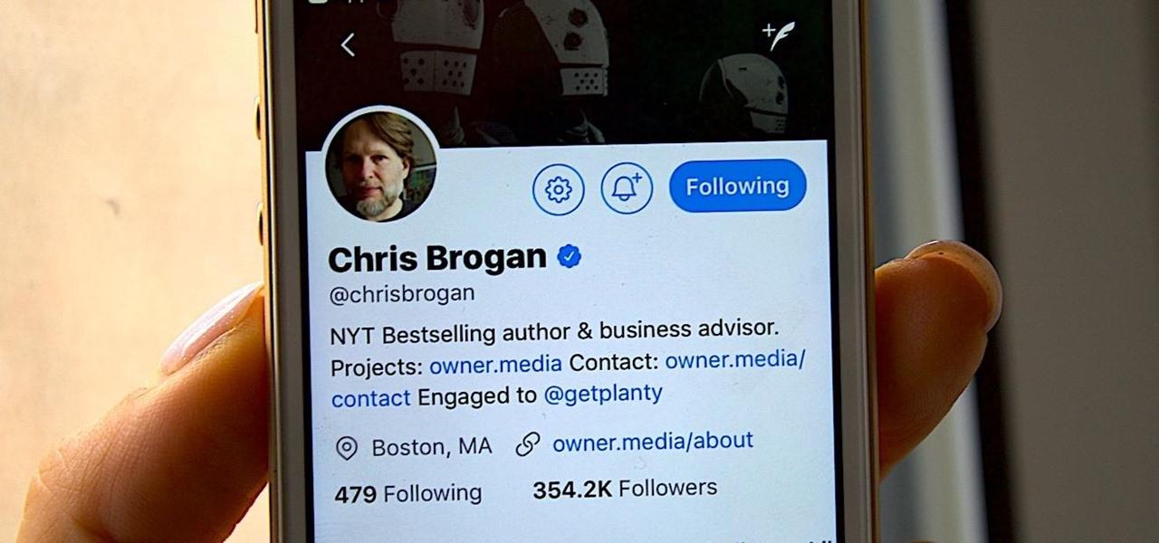 Social Media All-Star Chris Brogan Shares His Top Tips on Mastering Mobile