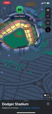 Apple Maps Revamped with 3D Map Navigation in iOS 15