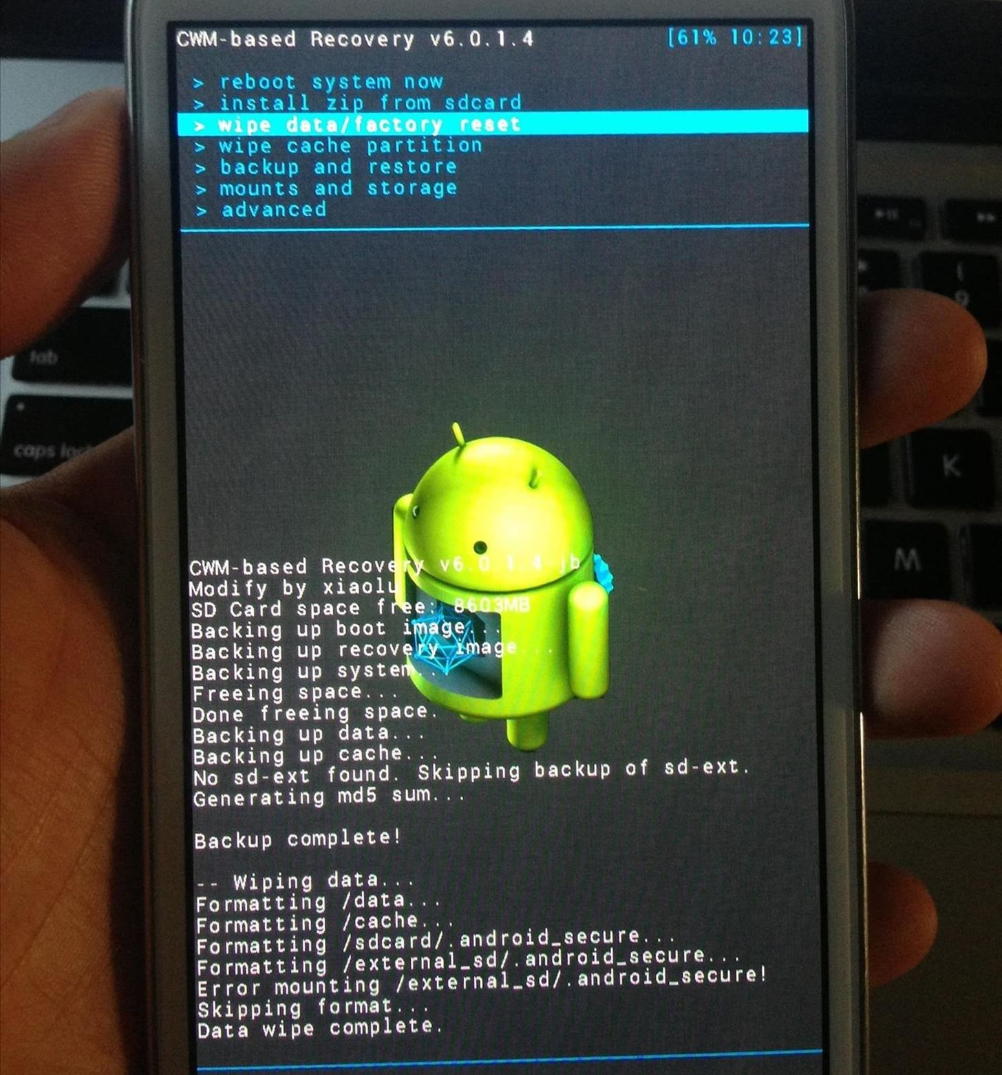 How to Flash a Custom ROM onto Your Samsung Galaxy Note 2 and