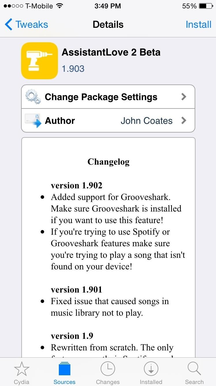 Make Siri Play Spotify Music on Your iPhone Running Older iOS Versions [Jailbreak Tweak]
