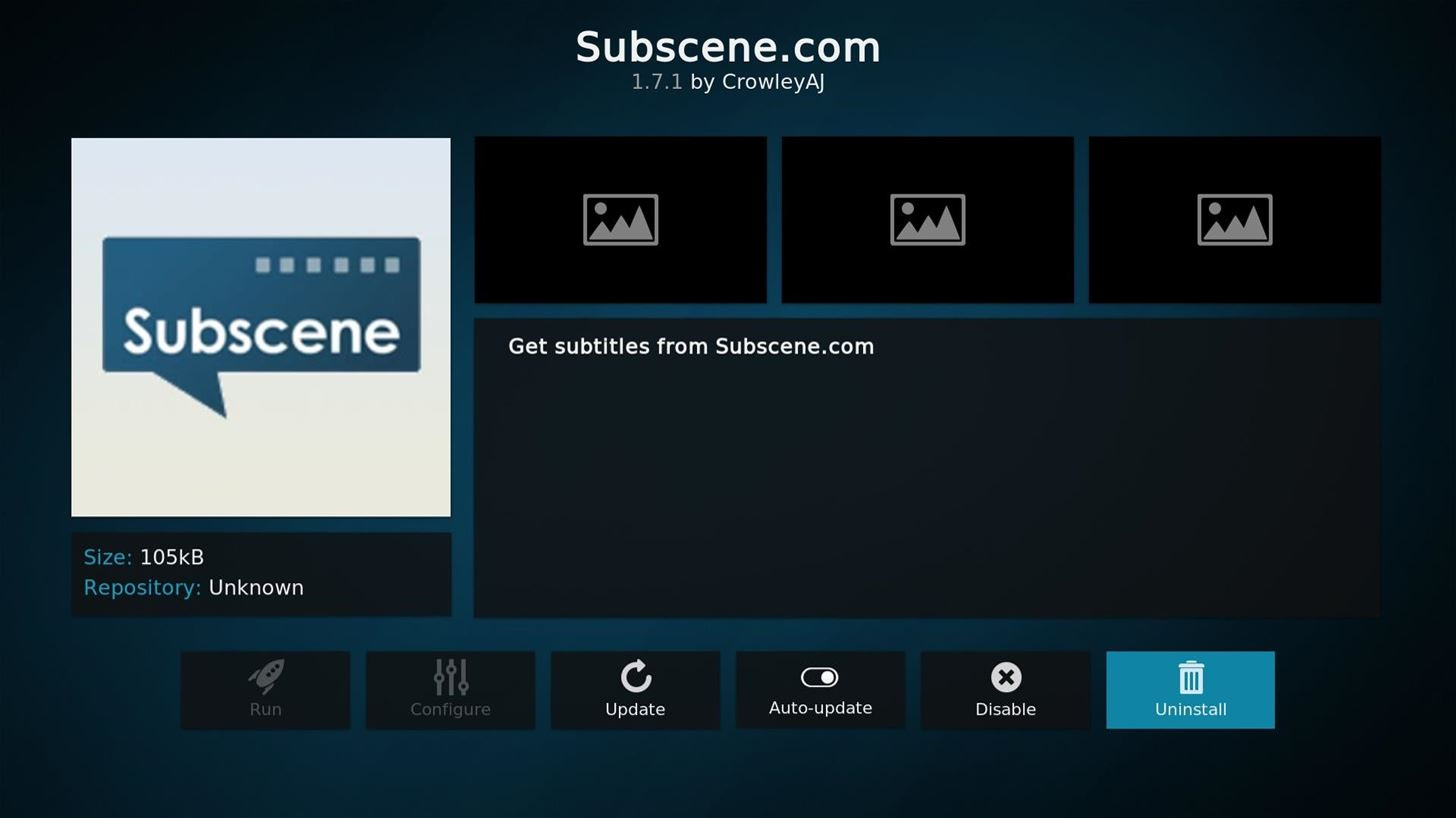 Kodi 101: How to Get Free Subtitles for Your Favorite Movies