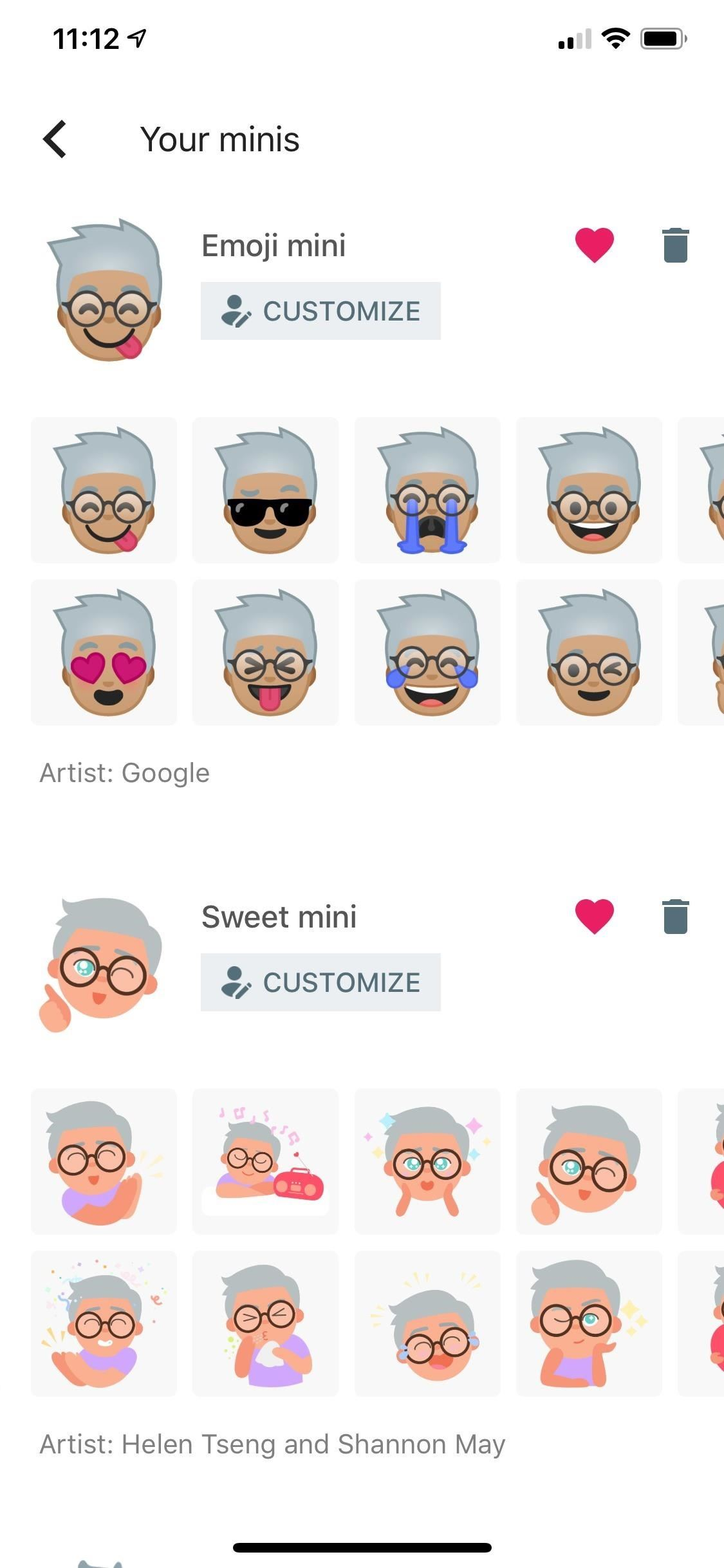 Create Mini Emoji Style Stickers in Gboard for Android and iOS