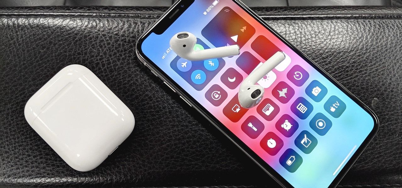 Reconnect Your AirPods to Your iPhone Without Digging in the Bluetooth Settings