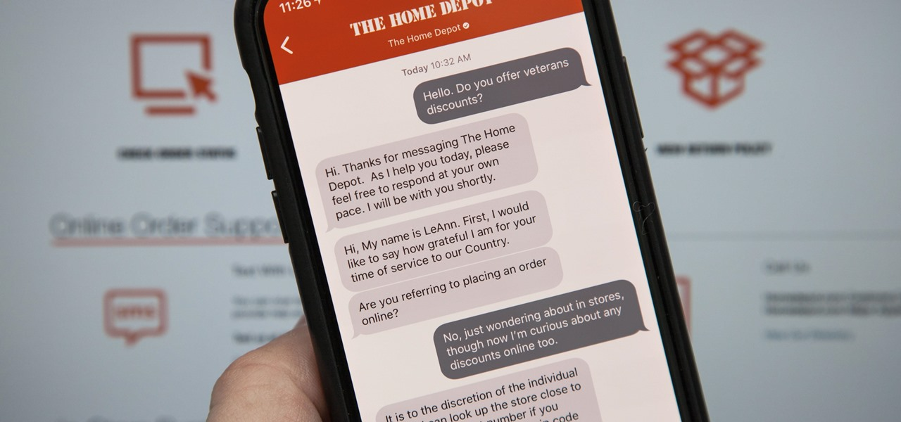 Use Business Chat on Your iPhone to Securely Interact with Companies via iMessage
