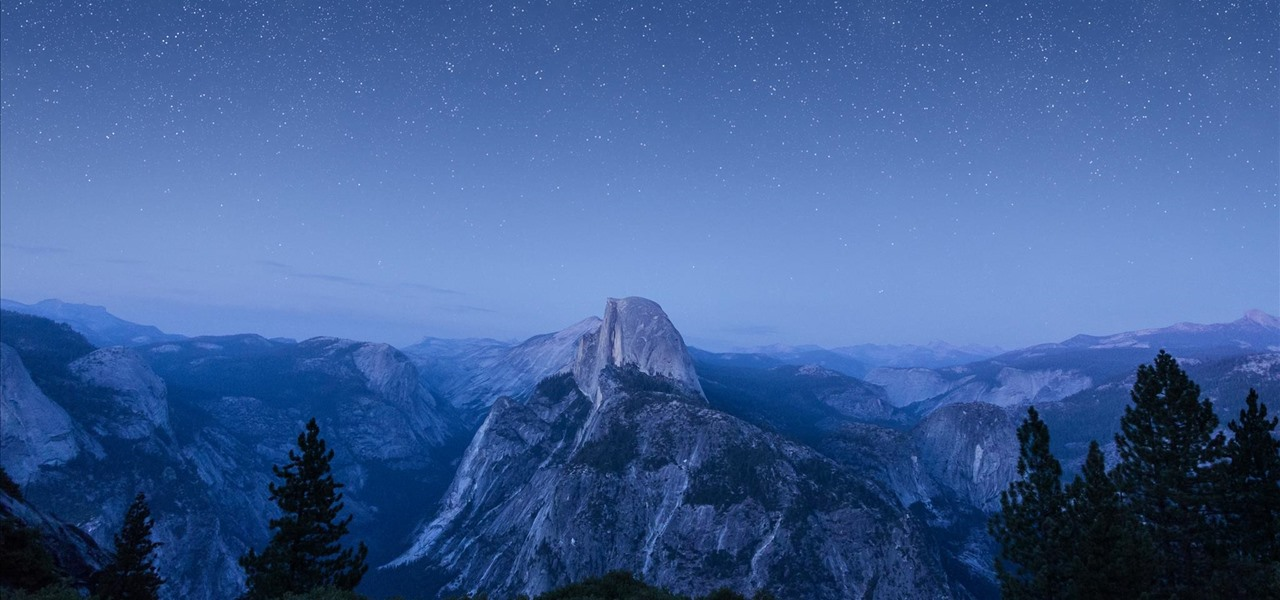 Get the Beautiful New El Capitan Wallpaper for Your Mac