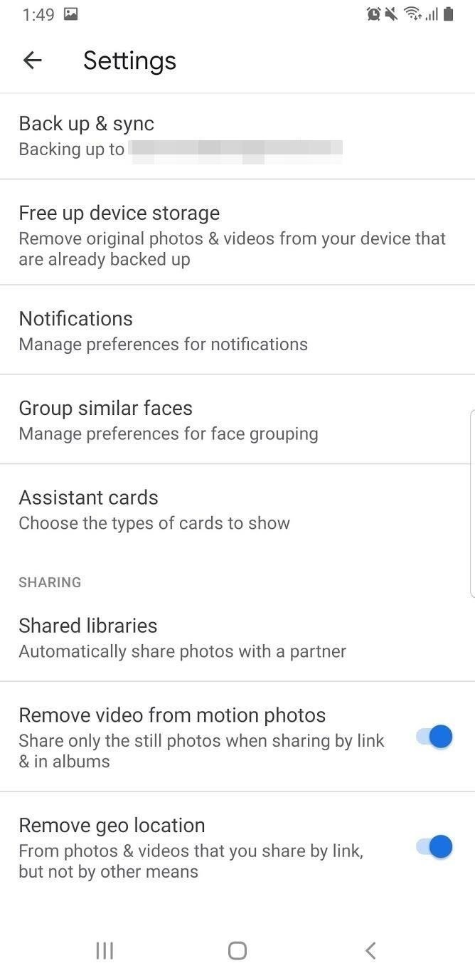 Change This Privacy Setting Before You Share Any Pictures on Google Photos
