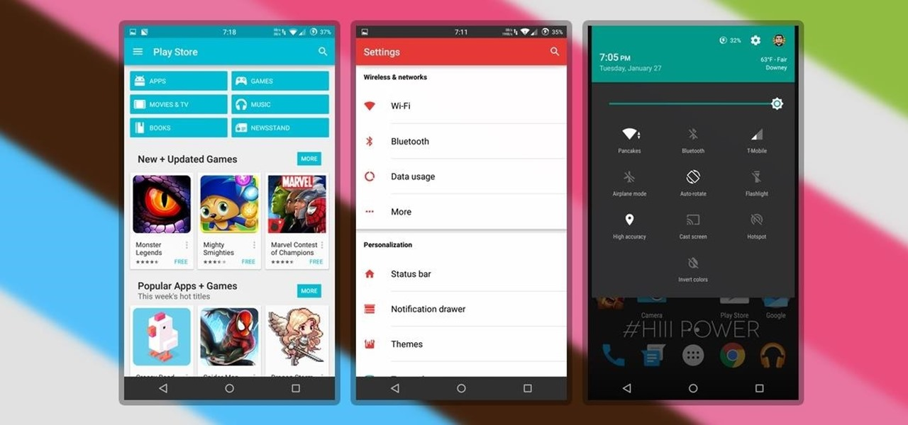 Create Your Own CyanogenMod Theme in Just a Few Easy Taps