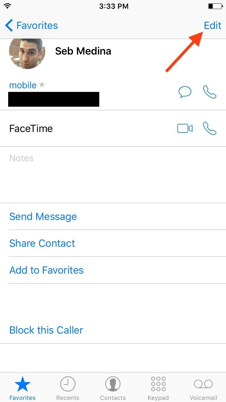 How to Set Custom Vibration Alerts for Individual iPhone Contacts