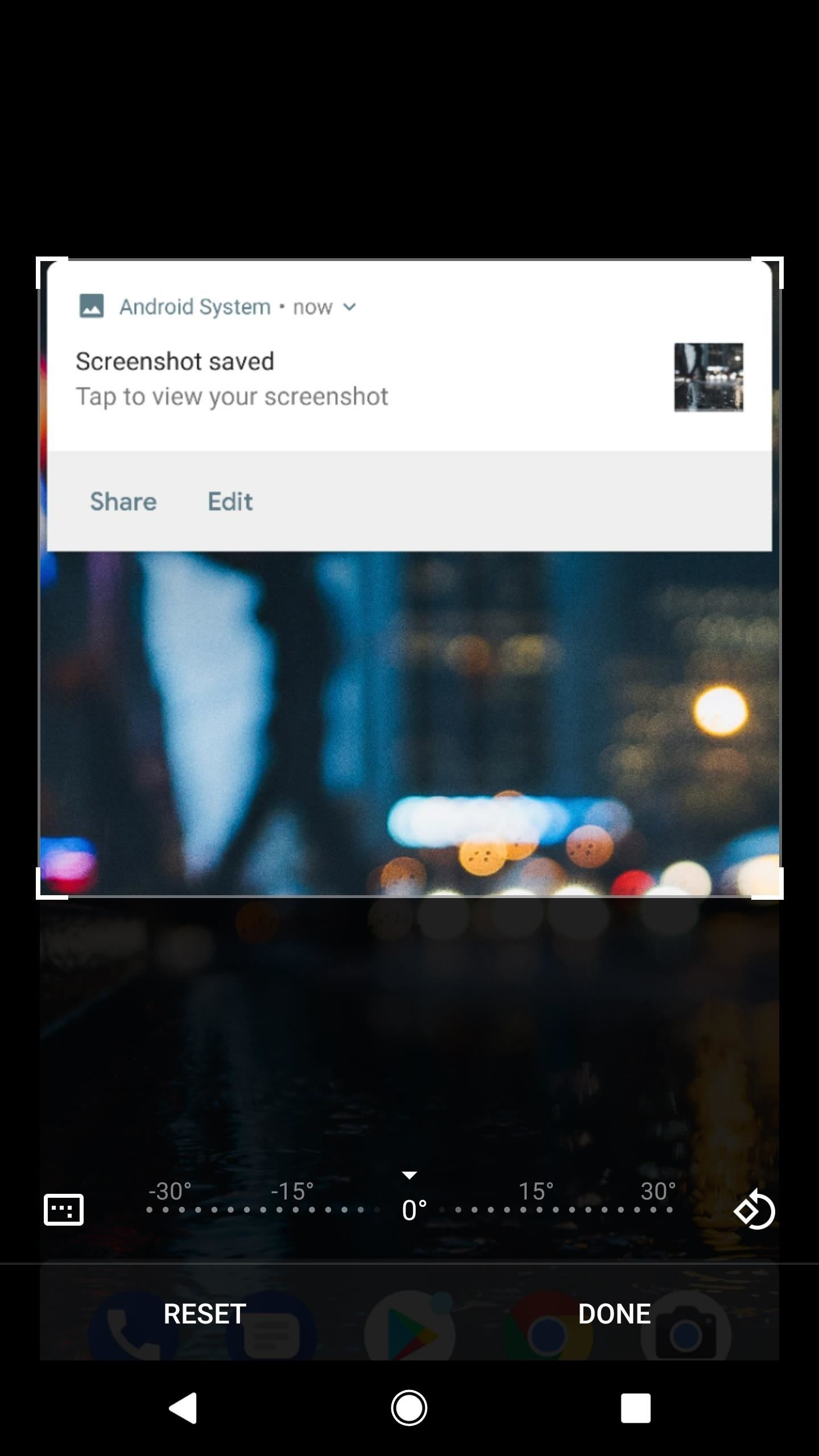 Android P Finally Lets You Edit Screenshots — Here's How It Works