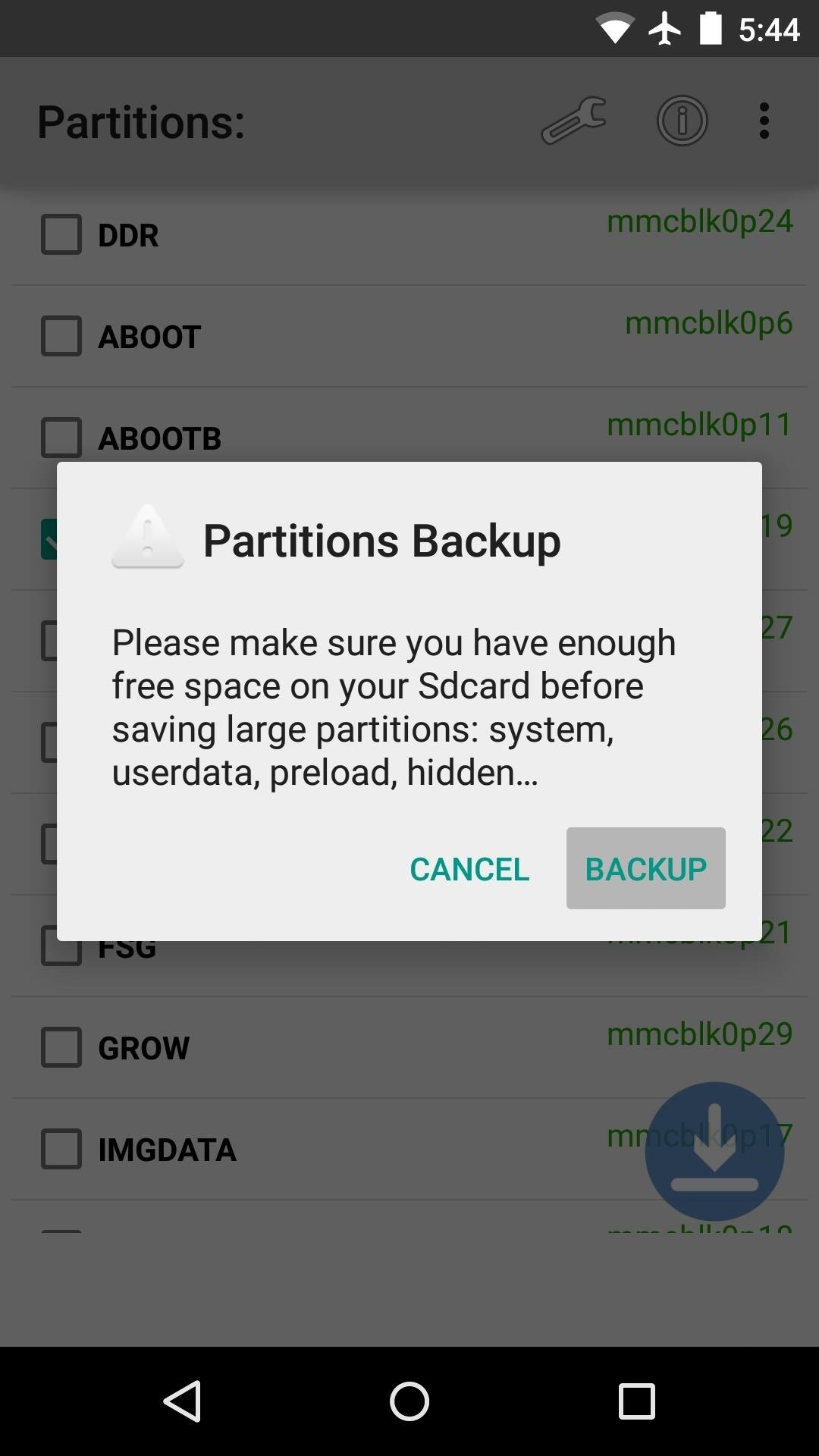 How to Back Up Any Partition on Your Android Device