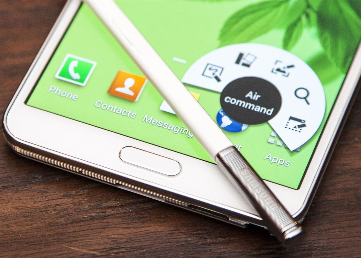 How to Open the Air Command Menu Without Using the S Pen on Your Galaxy Note 3