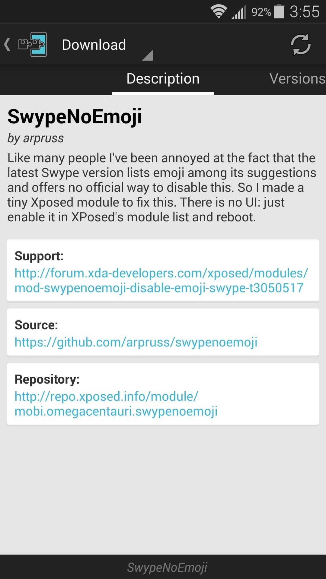 Get Rid of Emoji Suggestions in the New Version of Swype for Android