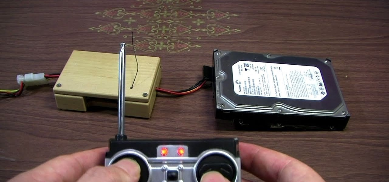 how to see hidden files on hard drive
