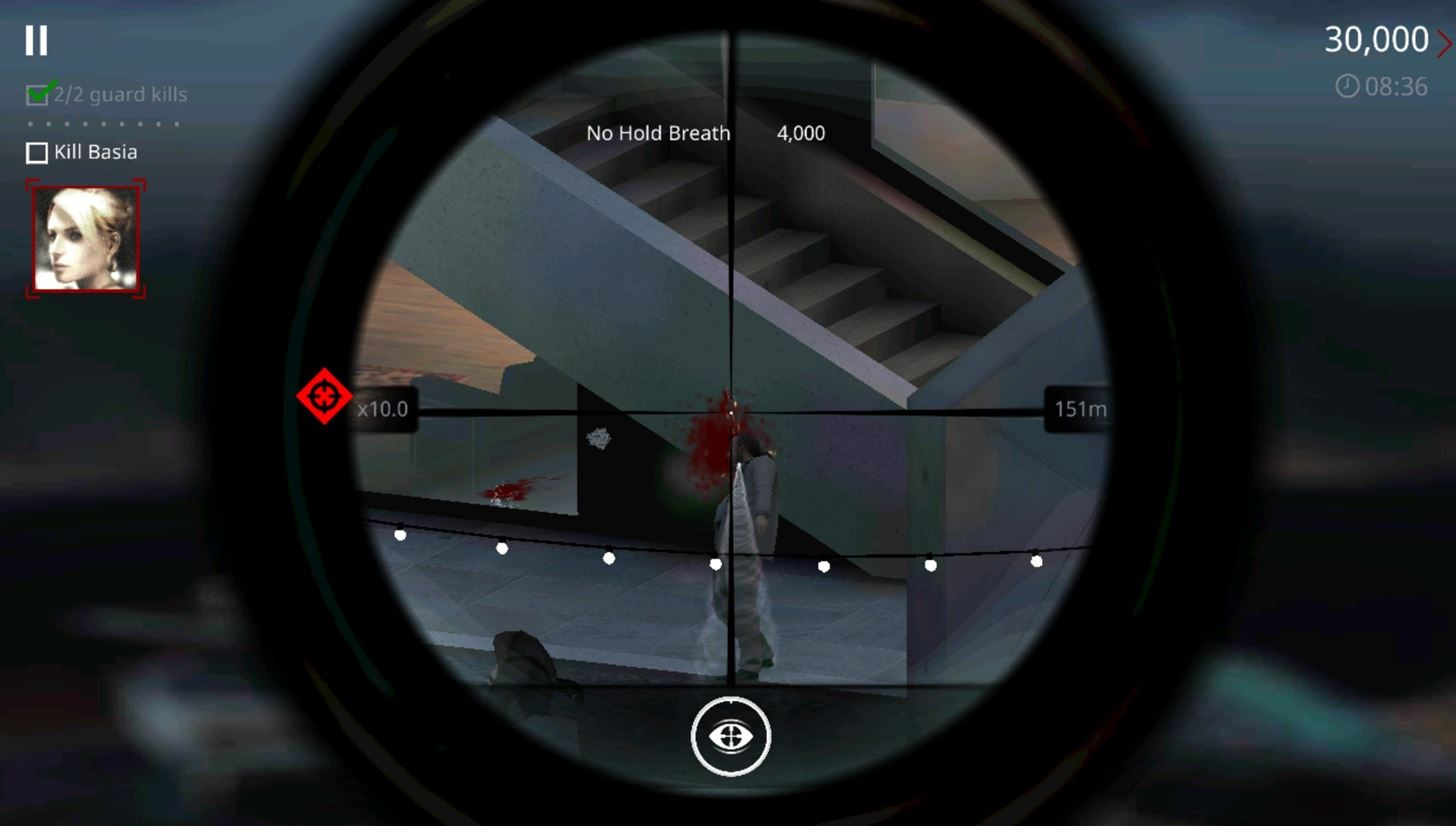 Hitman Sniper Topped Our Chart for the Best Paid Shooting Game — Get It Free on Android Right Now