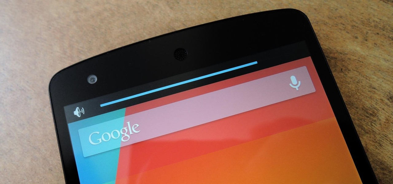 Make the Volume Slider Less Annoying When Playing Videos on a Nexus 5