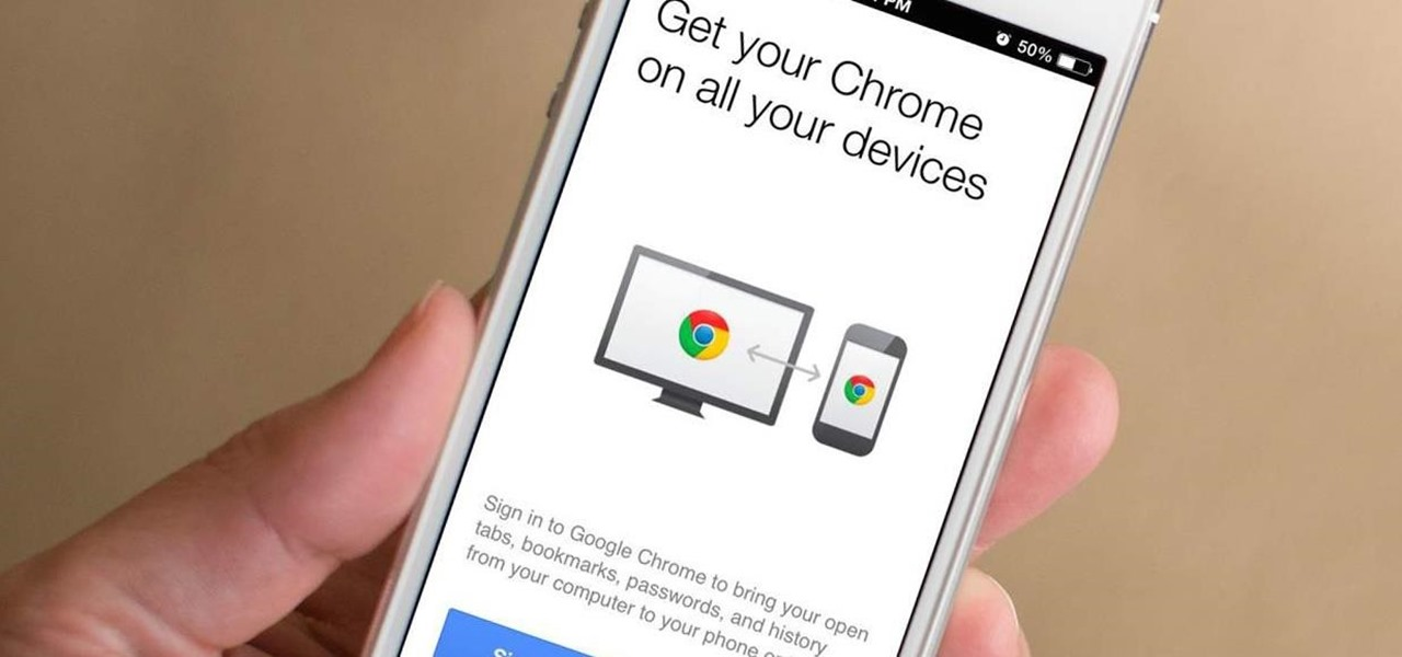 Chrome for iOS Updated to Add a 'Read Later' Feature
