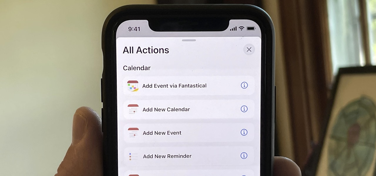 iOS 15 Lets You View All Actions for Shortcuts in One List