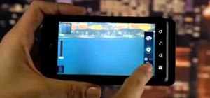Take and send pictures using your Droid 3 Motorola smartphone Camera app