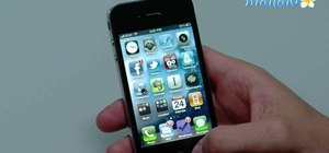 Set up multiple e-mail accounts on iPhone 4G HD